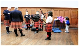 Govan Schools Pipers