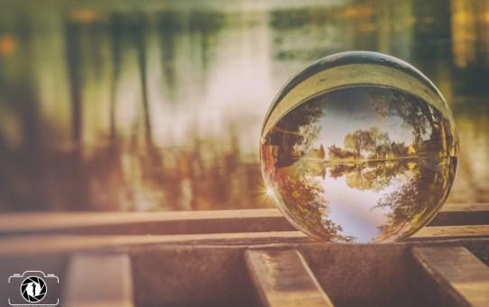 Miniaturglaswelt