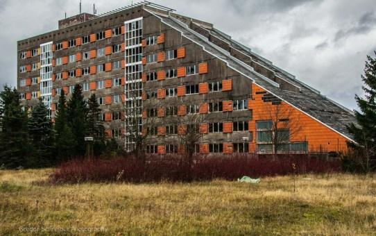 Lost Places - NVA Erholungsheim