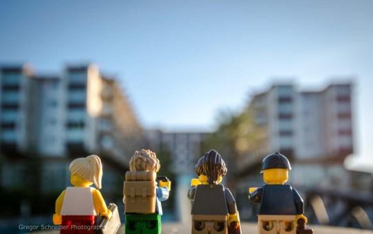 Lego Traveler Side