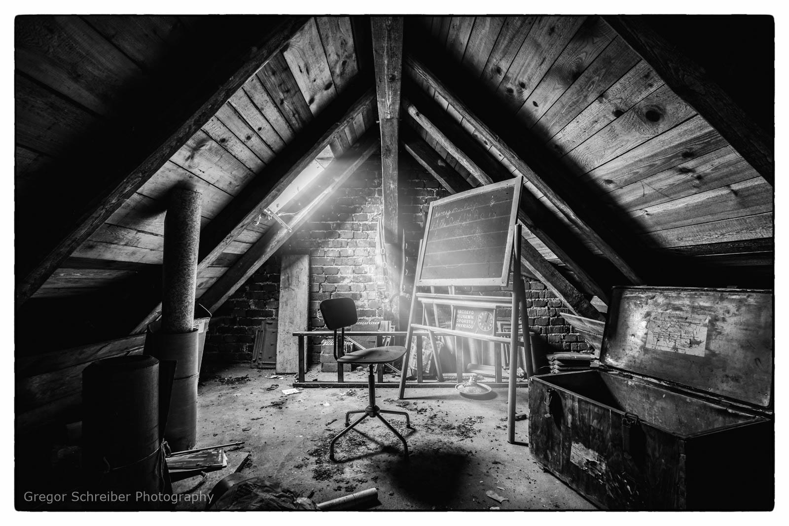 Lost Places - Die alte Baumschule