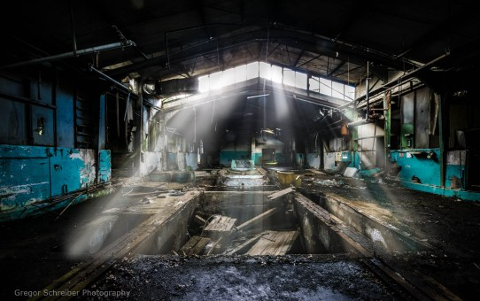 Lost Places - Papierfabrik