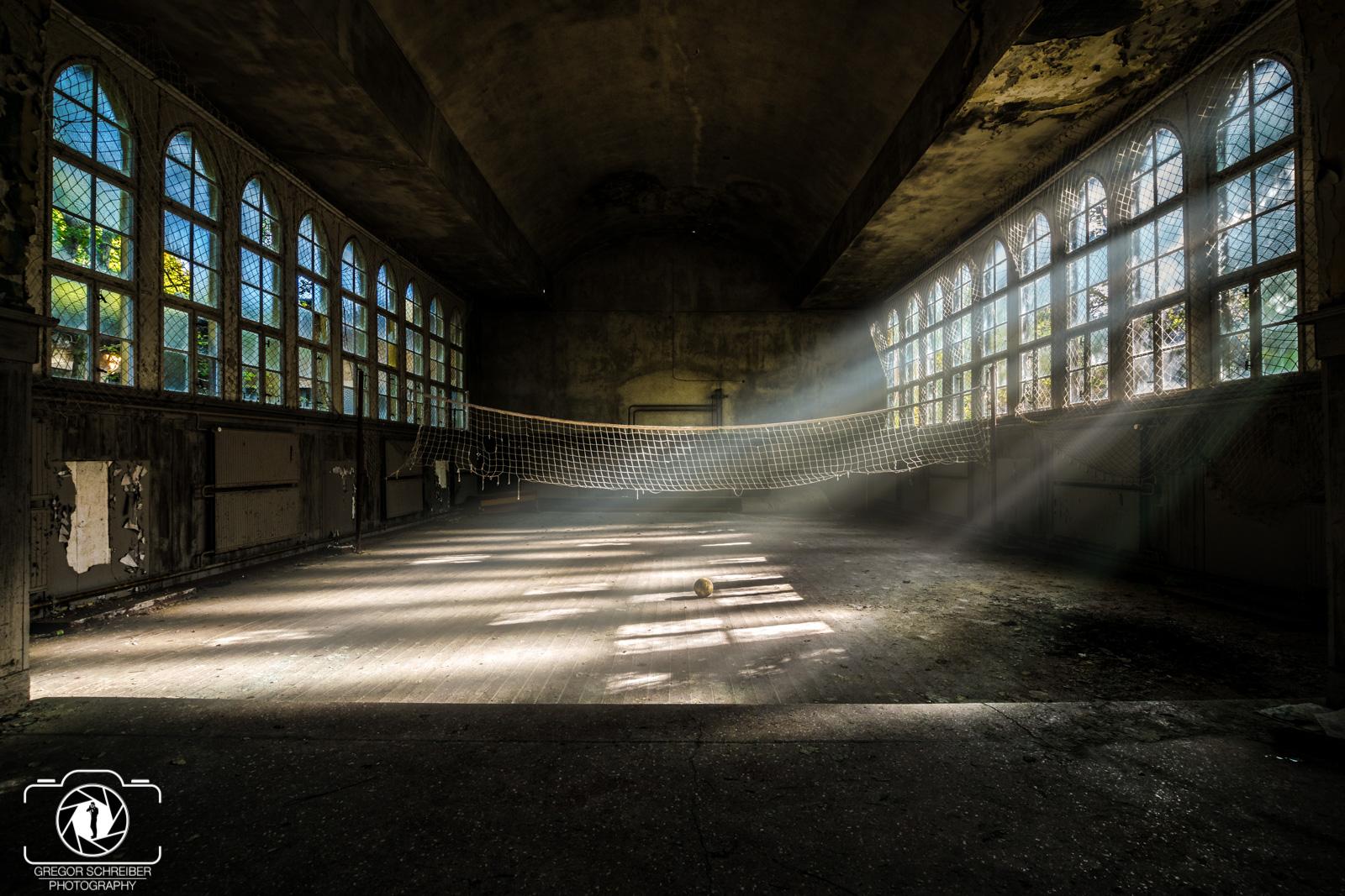 Volksheilstätte Carolagrün - Lost Place