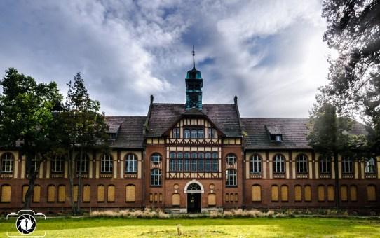 Lost Places - Beelitz Heilstätten - Badehaus Männerklinik