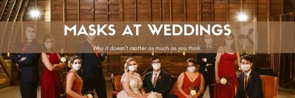 masks at weddings washington state weddings with masks for covid