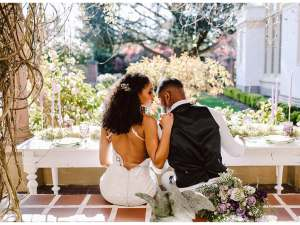 lairmont manor wedding by gsquared weddings photography with pollen in love