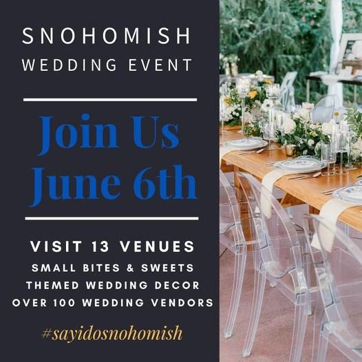 snohomish wedding tour june 6 2021 at pemberton farm weddings in snohomish