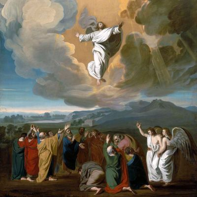 Ascension Day – A Very Important Day – Good Shepherd Lutheran ...