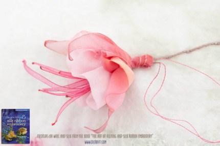 A-Fuchsia-on-wool-and-silk