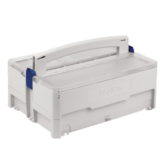Tanos cantilever toolbox light grey