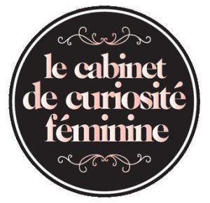Logo du podcast le Cabinet de Curiosité Féminine
