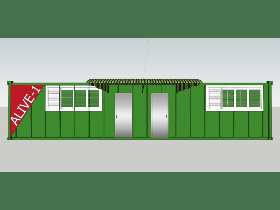 Living Unit - Front