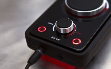 Astro Gaming A30 Cross-Gaming Headset Review - A30-mixamp