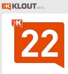 klout pic