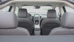Chevy Volt Interior / Seating - Chevrolet Volt - G Style Magazine - Review