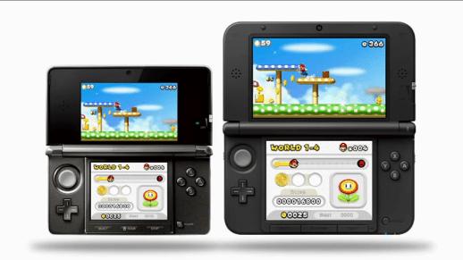 Nintendo 3DS XL Comparison