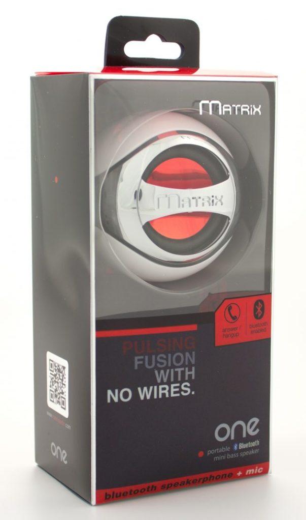 Matrix One Speaker - In Package
