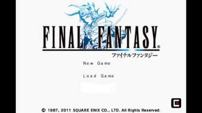 Final Fantasy 1987