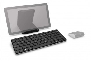 Microsoft Wedge Keyboard and Mouse (For Windows 8)
