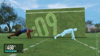 Nike+ Kinect Training - Game Activity 2