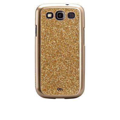 Glam Gold - Samsung Galaxy S III