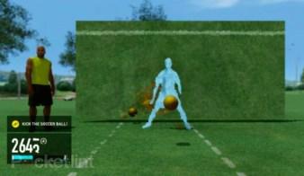 Nike+ Kinect Training - Dodgeball