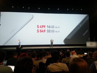 Samsung Galaxy Note 10.1 - Prices at Launch