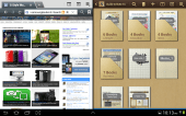 Samsung Galaxy Note 10.1 - Internet and S Note Templates