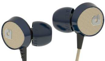 Audiofly AF56 Headphones - Blue - Analie Cruz - G Style Magazine