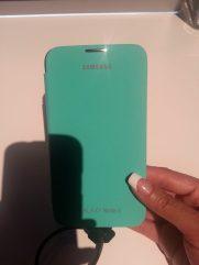 Samsung Galaxy Note II - Flip Cover