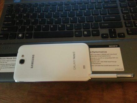 Samsung Galaxy Note II - Stylus S Pen
