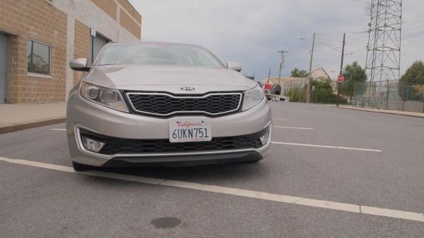 Kia Optima Hybrid – Review - G Style Magazine - Car