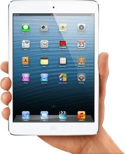 Apple iPad Mini - Analie Cruz - G Style Magazine - Technology