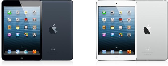 Apple iPad Mini Black and Slate