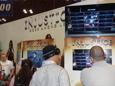 Injustice Comic Con (2)