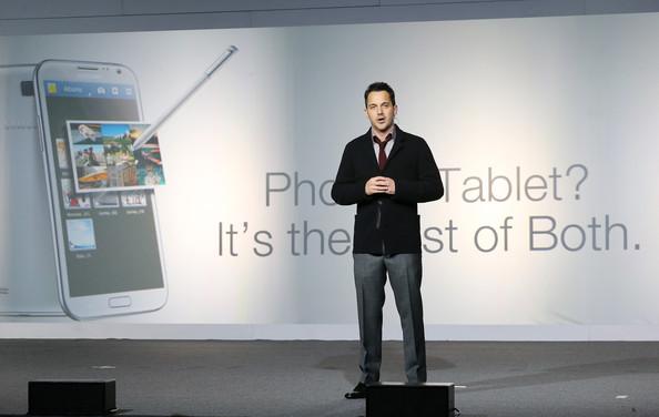 Samsung Galaxy Note II - Todd Pendleton