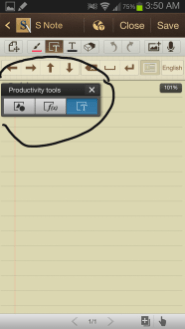 Samsung Galaxy Note II - Productivity Tools