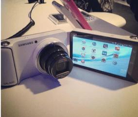 Samsung Galaxy Note II Event - Samsung Galaxy Camera