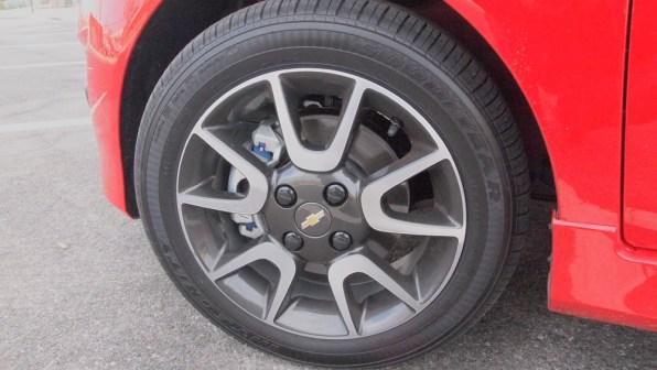 Chevy Spark 2 LT - G Style Magazine - Tires / Rims