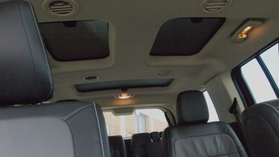 Ford Flex Limited - REview - Car - Auto - G Style magazine - interior - sunroof - moonroof