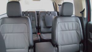 Ford Flex Limited - interior - seating - G Style Magazine
