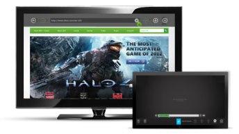 Xbox Smartglass App - Browser Control