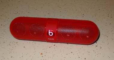Beats by Dre Pill - Speaker - G Style Magazine Review - Wireless Speaker 1 - Bluetooth