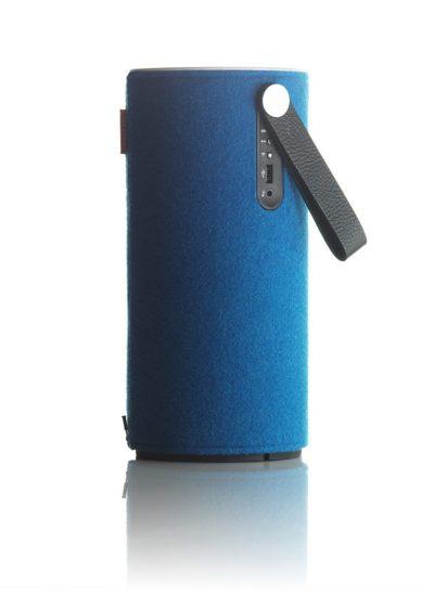 Libratone Zipp Blue - G Style Magazine REview - AirPlay Speakers