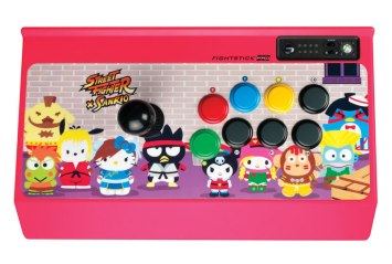 Street-Fighter-Sanrio-Fightstick Pro