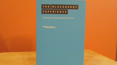 BlackBerry Z10 Smartphone - AT&T - Review - Box 1
