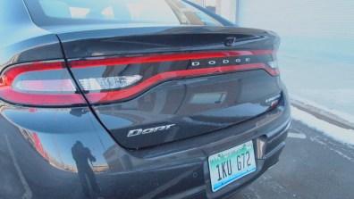 2013 Dodge Dart Limited Exterior Doors Back Side Trunk - G Style Magazine - Side Trunk Rear Lights
