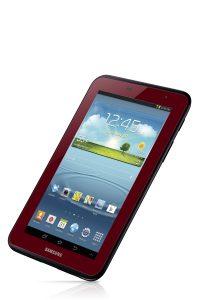 Samsung GALAXY TAB 2 7.0 - Garnet Red - Analie Cruz