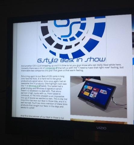 Vizio Co-Star Google TV - Device TV Streamer search - Internet Browser - Google Chrome