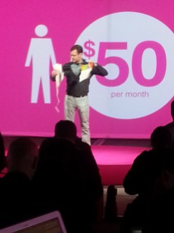 T-Mobile - G Style Magazine - unleashed event NYC